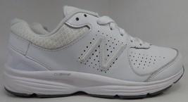 New Balance 411 v2 Women's Walking Shoes Size US 9 M (B) EU 40.5 White WW411WT2