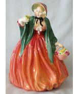 "Royal Doulton Pretty Ladies Figurine Hn1949 Lady Charmian 8"" - $42.46"