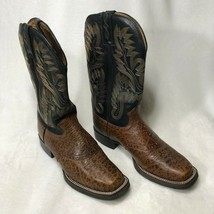 Justin Boots 7B Womens Western Leather Upper Size 7B - $30.50