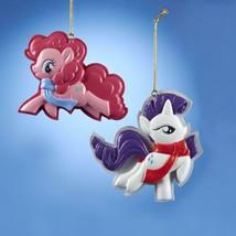 "Kurt Adler 3.25"" My Little Pony Pinky Pie Christmas Ornament for Personalization - $11.62"