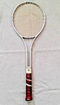 Wilson T2000 Tennis Racquet Vintage 4 5/8 T-2000 Steel - $15.79