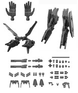 3 Bandai Sets - 30mm - Option Backpack 1, Multi Booster Unit and Option ... - $24.74