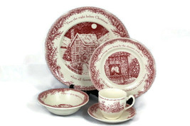 Johnson Brothers Twas The Night 5 Piece Place Setting - $69.29