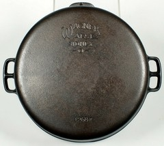 Wagner Ware Sidney number 8 Dutch oven cast iron old American cookware v... - $42.06