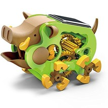 OWI Solar Wild Boar Bulding Model Kit OWI-MSK682; Ideal For a Do-it-yourself Sci