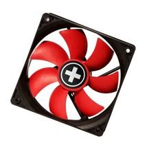 Xilence Fan 120mm x 25mm PWM Case Fan - Red Wing (XPF120.R.PWM) - $9.89