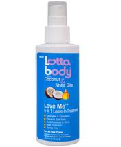 Lottabody Love Me 5-n-1 Leave In Treatment, 5 oz