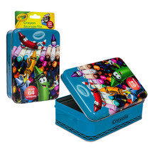 Crayola Crayons And Storage Tins Back To School - $7.99