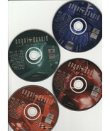 "angel devoid ""Face of the Enemy"" by Mindscape 4 disks CD-Rom set Softwar... - $34.99"