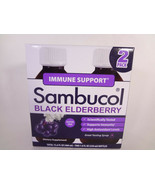Sambucol Black Elderberry Immune Support 2 PACK 7.8 oz bottles (x2) {VS-S} - $36.47
