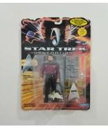 Star Trek Generations Playmates Lieutenant Commander William Riker Actio... - $14.01
