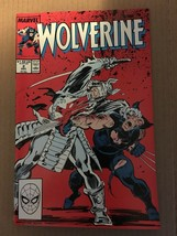 Wolverine #2 Marvel Comic Book 1988 NM 9.0 Condition 2nd WOLVERINE Issue... - $13.64