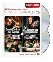 TCM Greatest Classic Film Collection: Hammer Horror Horror of Dracula / ... - $26.13