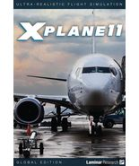 Official Version - X-Plane 11 Global Flight Simulator (PC, MAC & LINUX New) - $88.88