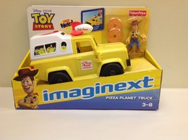 Fisher Price Imaginext Disney-Pixar Toy Story Pizza Planet Truck NEW! AS... - $128.00