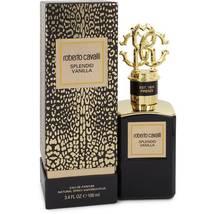 Robert Cavalli Splendid Vanilla Perfume 3.4 Oz Eau De Parfum Spray image 2