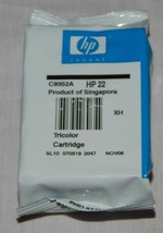22 COLOR ink jet HP - OfficeJet 4315 5605 5610 DeskJet F4140 F4135 F2140... - $33.61