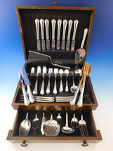 Rosemary by Easterling Sterling Silver Flatware Set for 8 Service 63 pieces - $2,265.75