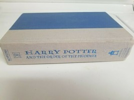 Harry potter and the order of the phoenix book - $9.89
