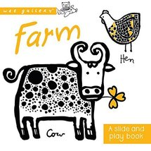 Farm: A Slide and Play book (Wee Gallery) [Board book] [Oct 01, 2016] Sa... - $5.87