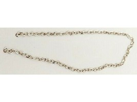 Silver Chains, Set of 4, 12 Inches Each image 1