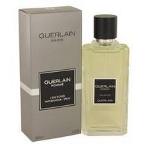Guerlain Homme L'eau Boisee Cologne  By Guerlain for Men 3.3 oz E... - $53.25