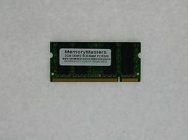2GB Mémoire pour Toshiba Satellite A215 S6820 S7407 S7408 S7411 S7414 S7416