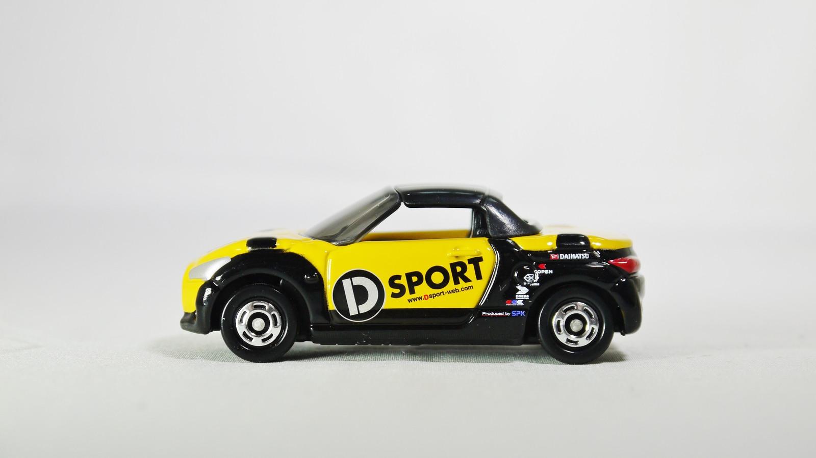 TAKARA TOMY TOMICA AEON SPECIAL Series 29 Daihatsu Copen XPLAY D-SPORT Racing