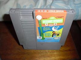 Sesame Street 123 (Nintendo Entertainment System, 1989) - $4.94