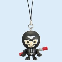 Bandai Ishimori PansonWorksXGashapon Figure Combatman Strap - $10.99