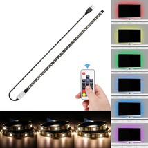 LED Strip Light Bias Lighting For HDTV With Remote Control Multi Color R... - €12,51 EUR