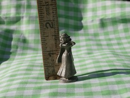 Pewter Snow White Figurine, Disney Monopoly Replacement Figure - $7.91