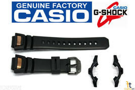 Casio G-Shock GS-1050B-5AV Original Black Band & Bezel Combo - $93.11