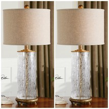 "MEDITERRANEAN HOME DECOR 31"" TABLE LAMPS MODERN LIGHT FIXTURE - $475.00"