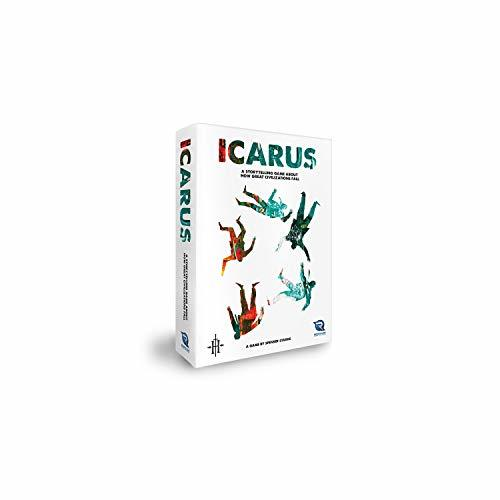 Renegade Game Studios Icarus Role-Playing Game for 2 to 5 Players Aged 8 & Up
