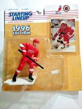 Paul Coffey Detroit Red Wings 1996 NHL Starting Lineup In Package   - $7.69