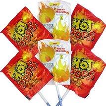 Cima Super Hot Real Chili Infused Hot! Lollipops - 24 Ct. Case - $25.90
