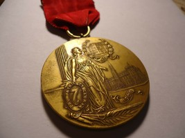 1906 7th Regiment 100th Anniversary Of The NY National Guard Medal 52mm - $145.00