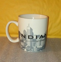 Indianapolis Starbucks Mug / 2005 Skyline Series 1 / Coffee Tea Home Office - $25.21