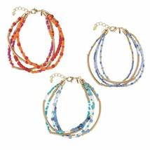 Avon Beaded Layered Necklace - $17.00