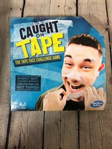 Caught on Tape Face Challenge Board Game - $19.99