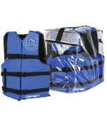O'Brien Universal Life Jackets 4-Pack Watersports Slide-release buckle  - $99.95