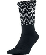 Jordan Retro 12 Crew Socks Mens Style: 724926-010  - $17.99