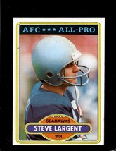 1980 Topps #450 Steve Largent Nm *A20617 - $4.95