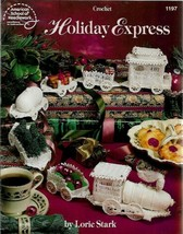 Crochet Holiday Express American School of Needlework 1197 Booklet 1994 - $6.92