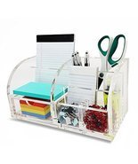 OnDisplay Sterling Deluxe Acrylic Desktop Organizer - £38.22 GBP