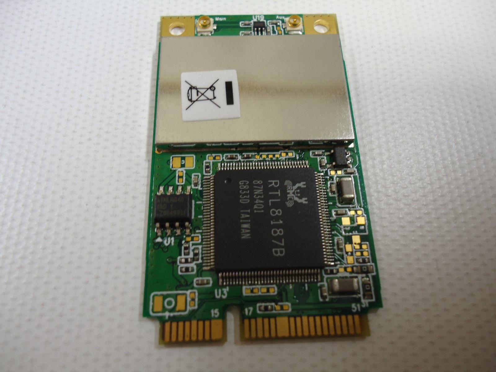 Gateway MA8 ML6720 ML6732 Wireless Wifi Card RTL8187B WN6301L V01 323C16075197