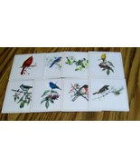 Reversible Bird Coasters, Place Mats, Home Decor, Table Protection, Drin... - $8.00