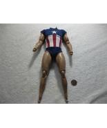 Hot Toys MMS 180 Captain America (Rescue Uniform Version) body,Pegs,clot... - $58.04