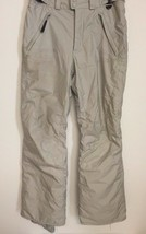 Columbia Omni-tech Snow/Ski Waterproof Pants Gray Women's Size Small  - $34.60